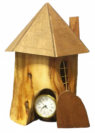 Gnome / Hobbit House Clock